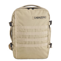 CabinZero Military 28L Lightweight Adventure Bag Light Khaki