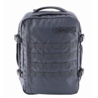 CabinZero Military 28L Lightweight Adventure Bag Military Grey