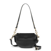Still Nordic Dea Mini Crossbody Schoudertas Black
