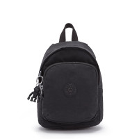 Kipling Delia Compact Small Backpack Black Noir