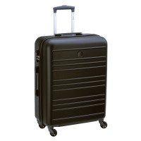 Delsey Carlit 4 Wheel Trolley 66 Black