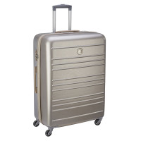 Delsey Carlit 4 Wheel Trolley 66 Brushed Gold