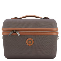 Delsey Chatelet Air Beauty Case Chocolate