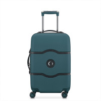 Delsey Chatelet Air Cabin Slim Trolley 4 Wheel 55 Green