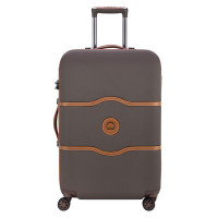 Delsey Chatelet Air Trolley 4 Wheel 67 Chocolate