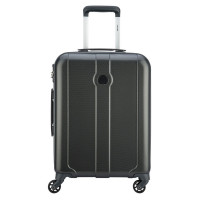Delsey Kea 4 Wheel Cabin Trolley Slim 55 Anthracite