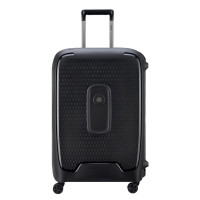 Delsey Moncey 4 Wheel Trolley 69 Black