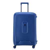 Delsey Moncey 4 Wheel Trolley 69 Blue