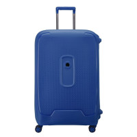 Delsey Moncey 4 Wheel Trolley 76 Blue