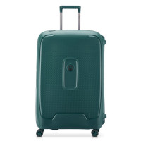 Delsey Moncey 4 Wheel Trolley 76 Green