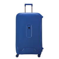 Delsey Moncey 4 Wheel Trolley 82 Blue