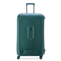 Delsey Moncey 4 Wheel Trolley 82 Green