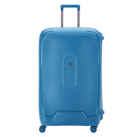 Delsey Moncey Trolley 4 Wheel 82 Light Blue