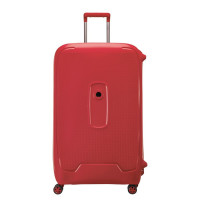 Delsey Moncey 4 Wheel Trolley 82 Star Red