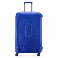Delsey Moncey 4 Wheel Trolley 82 Navy