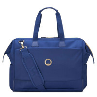 Delsey Montrouge Tote Reporter Bag Blue