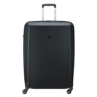 Delsey Pilatus Trolley Case 4 Wheel 76 Black