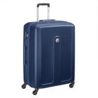 Delsey Planina Trolley Case 4 Wheel 76 Dark Blue
