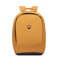 "Delsey Securban 1-Compartment Laptop Backpack 15.6"" Yellow"