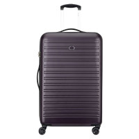 Delsey Segur Trolley Case 4 Wheel 78 Lilac