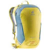Deuter Speed Lite 12 Backpack Green-Curry/ Slate-Blue