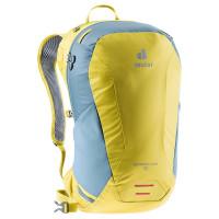 Deuter Speed Lite 16 Backpack Green-Curry/ Slate-Blue