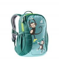 Deuter Pico Kids Backpack Dust-Blue/ Apline-Green