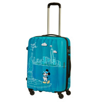 American Tourister Disney Legends Spinner 65 Take Me Away Mickey NYC