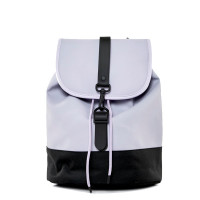 Rains Original Drawstring Backpack Lavender