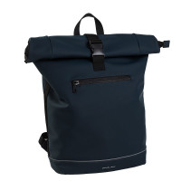 "Daniel Ray Highlands Rolltop Rugtas M Waterproof 15"" Marine Blauw"