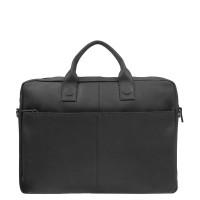 DSTRCT Fletcher Street Working Bag Laptoptas 17'' Black