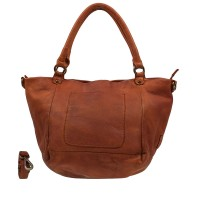 DSTRCT Stonehill Road Handbag Cognac