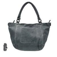DSTRCT Stonehill Road Handbag Jeans Blue