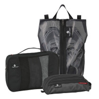 Eagle Creek Pack-it Original Stow N Go Set Black