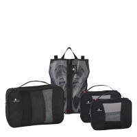 Eagle Creek Pack-it Original 4-Wheel Carry On Set Black
