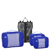 Eagle Creek Pack-it Original 4-Wheel Carry On Set Blue Sea