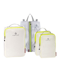 Eagle Creek Pack-it Specter 4-Wheel Carry-On Set White