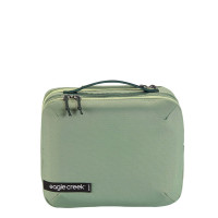 Eagle Creek Reveal Trifold Toiletry Kit Mossy Green
