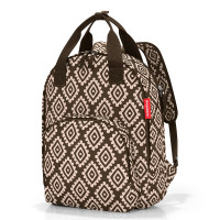 Reisenthel Easyfitbag Rugtas Diamonds Mocha