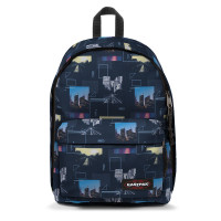 Eastpak Out Of Office Rugzak Shapes Blue