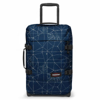 Eastpak Tranverz S Trolley Cracked Blue TSA