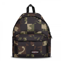 Eastpak Padded Pak'r Rugzak Camopatch Black