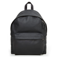 Eastpak Padded Pak'r Rugzak Black Ink Leather