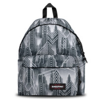 Eastpak Padded Pak'r Rugzak Urban White