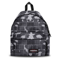 Eastpak Padded Pak'r Rugzak Cracked Dark
