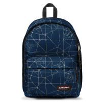 Eastpak Out Of Office Rugzak Cracked Blue