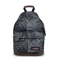 Eastpak Wyoming Rugzak Leaves Black