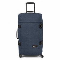Eastpak Trans4 M Trolley Double Denim TSA