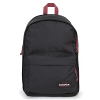 Eastpak Back To Work Rugzak Black Red
