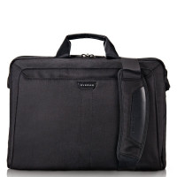 "Everki Lunar Laptop Briefcase 18.4"" Black"